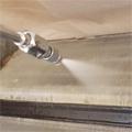 高圧洗浄機によるエアコンクリーニング